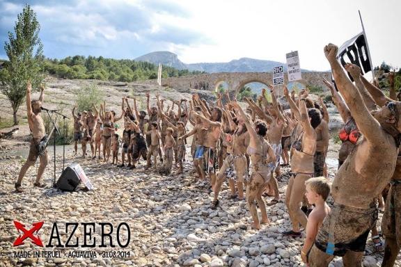 AZERO  VIERNES 27 MARZO  24-H  ENTRADA GRATIS